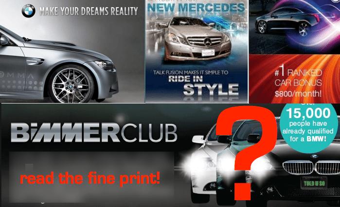 mlm car bonus
