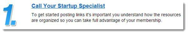 Startup Specialist