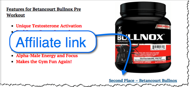 affiliate link example 2