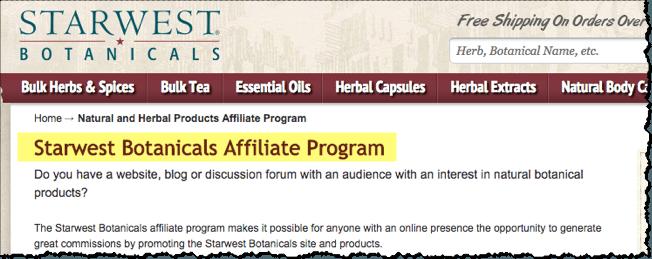 affiliate program 3