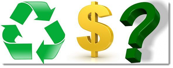 can you make money recycling