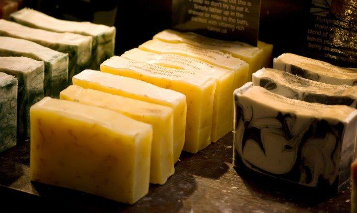 make money homemade soap