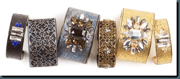 Jewelry from Azaya Blue