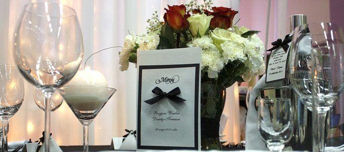 wedding reception centerpiece decorations