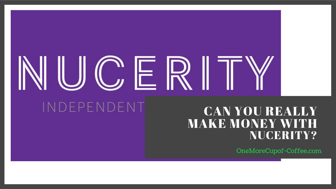 make money nucerity