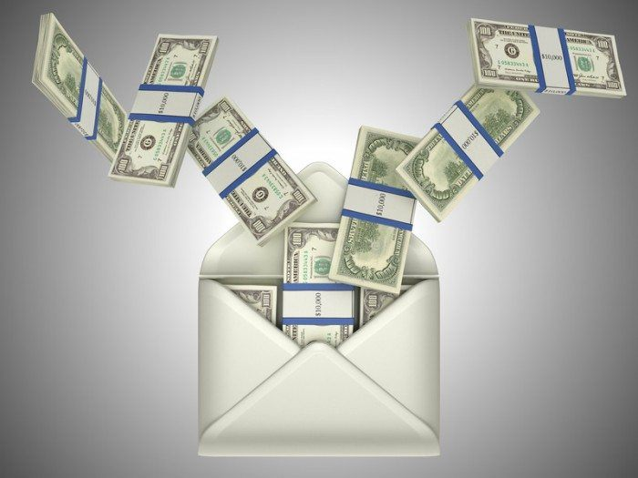 make money writing emails