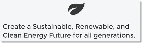 Sustainable, Renewable and Clean Energy