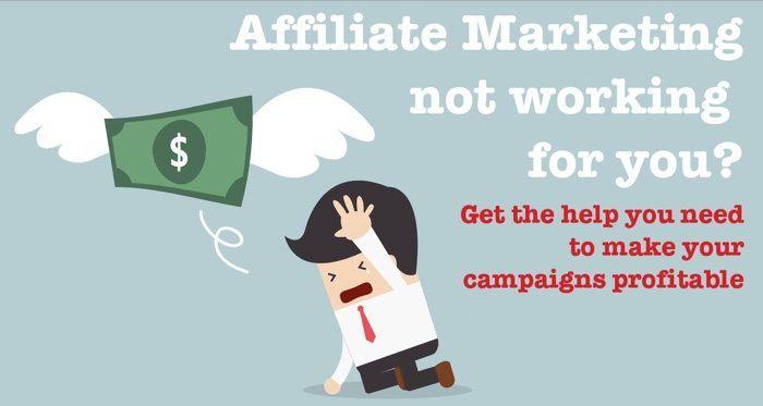 affiliate marketing business help