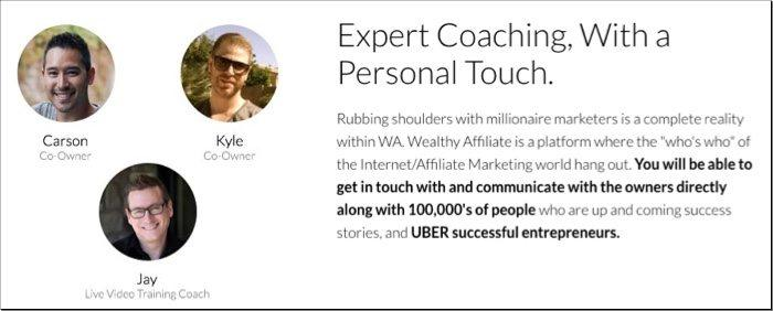 expert coaching