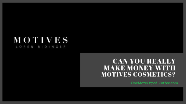 make money motives cosmetics