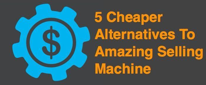 amazing selling machine alternative