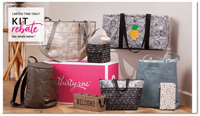 Starter Kit from Thirty-One Gifts