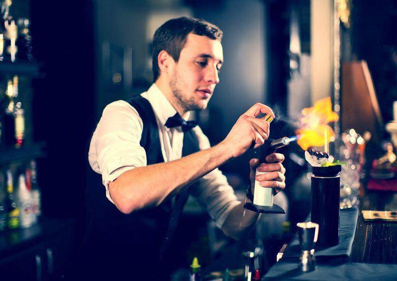 make more money bartender