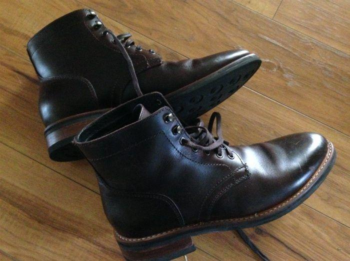 thursday chukka boots