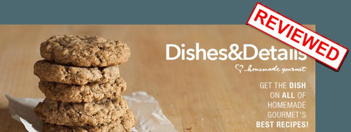 Homemade Gourmet Reviewed