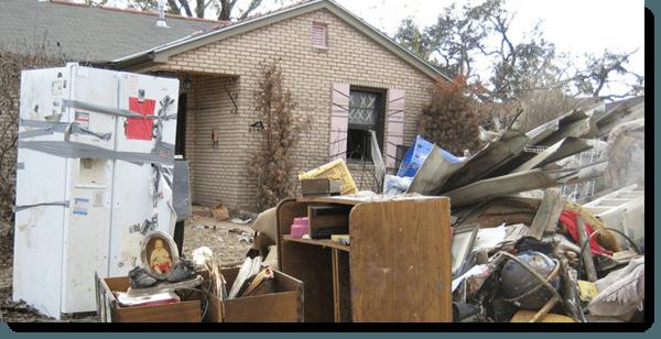 Hurricane Katrina Clean Up