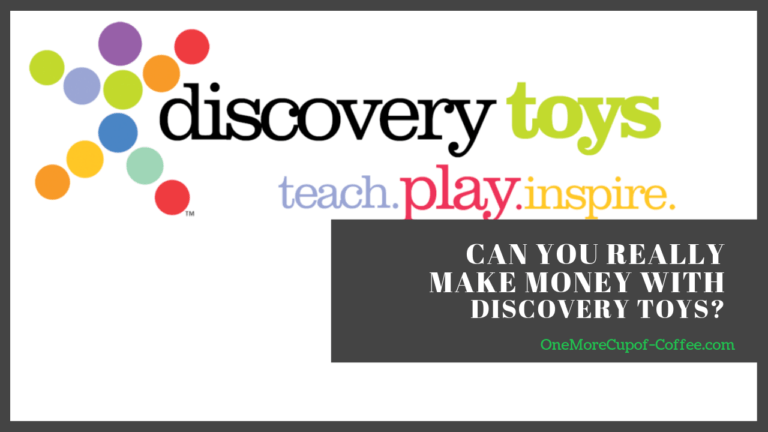 make money discovery toys
