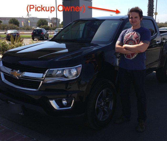 make money pickup truck