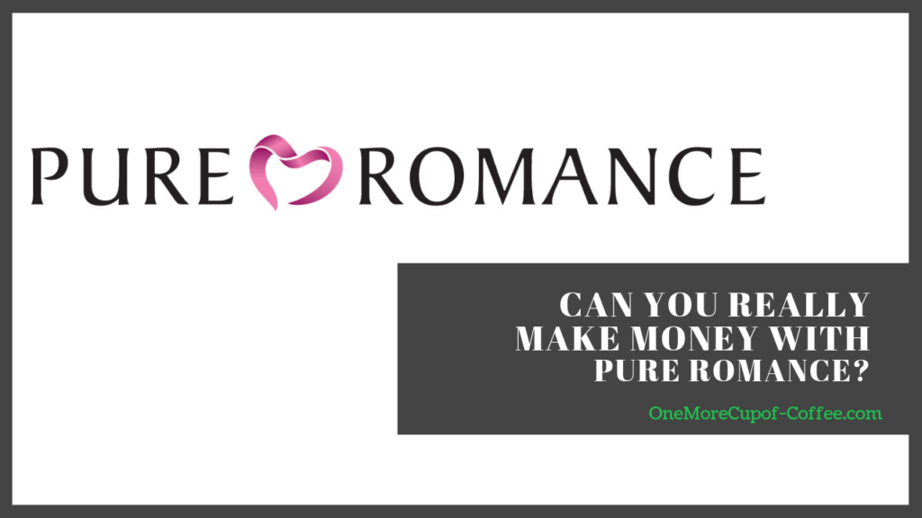 can you make money selling pure romance