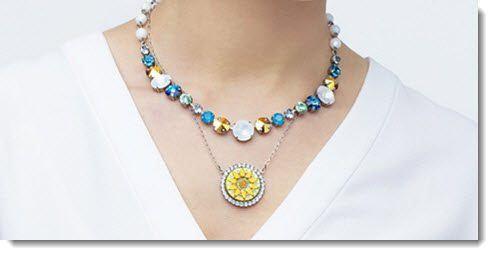 Sabika necklace example
