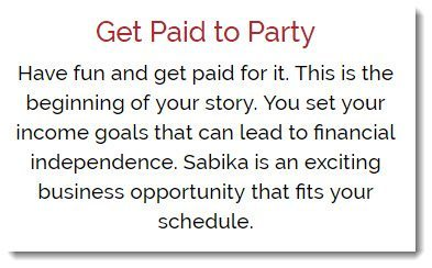 Get paid to party