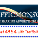 How I lost $364 with Traffic Monsoon