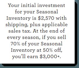 Seasonal Investment