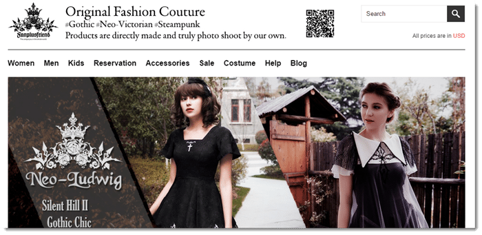 Original Fashion Couture