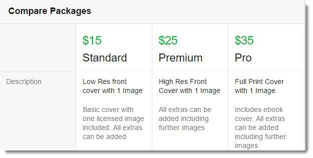 Compare packages