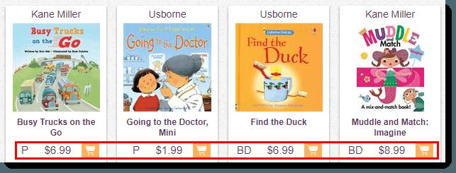 Inexpensive Books