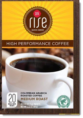 Zrii High Performance Coffee