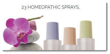 Novae Life Homeopathic Sprays