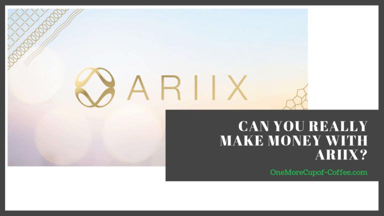 make money ariix