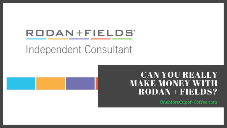 make money rodan fields