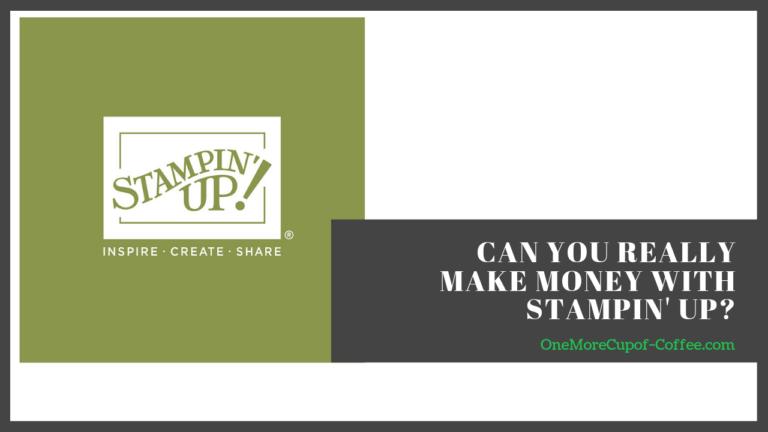 make money stampin up