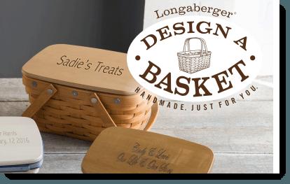 Longaberger Review Design a Basket