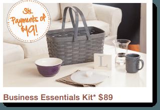 Business Essentials Kit