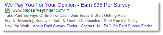 Make Money with Survey Sites
