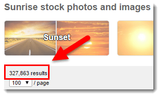 Make Money With Sunrise Photos