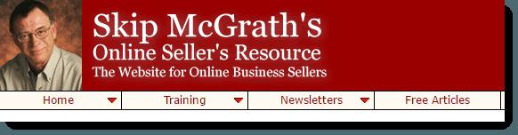 Skip McGrath's Online Seller's Resource