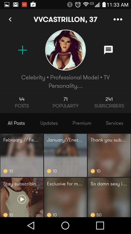 EzyShot Profile