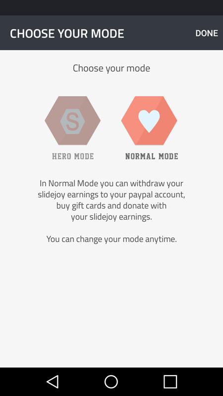 Hero Mode or Normal Mode