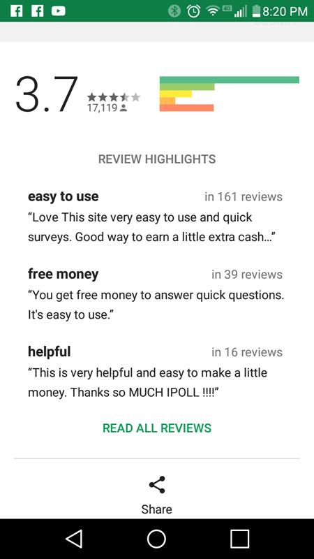 iPoll Reviews