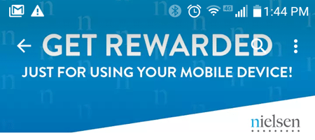 Get Rewarded With Nielsen