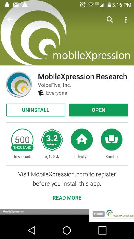 MobileXpression The Basics
