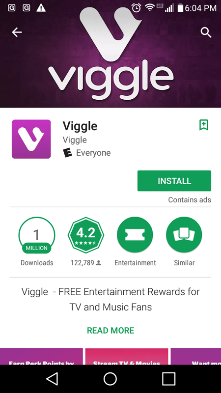 Viggle Basic Information