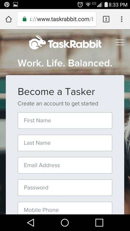 Become A Tasker