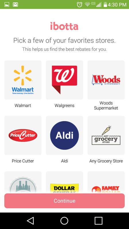 Choosing Stores