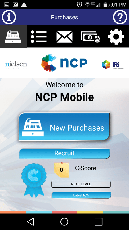 Getting Ready To Use The NCP Mobile App