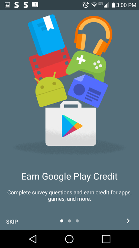Getting Started With Google Opinion Rewards